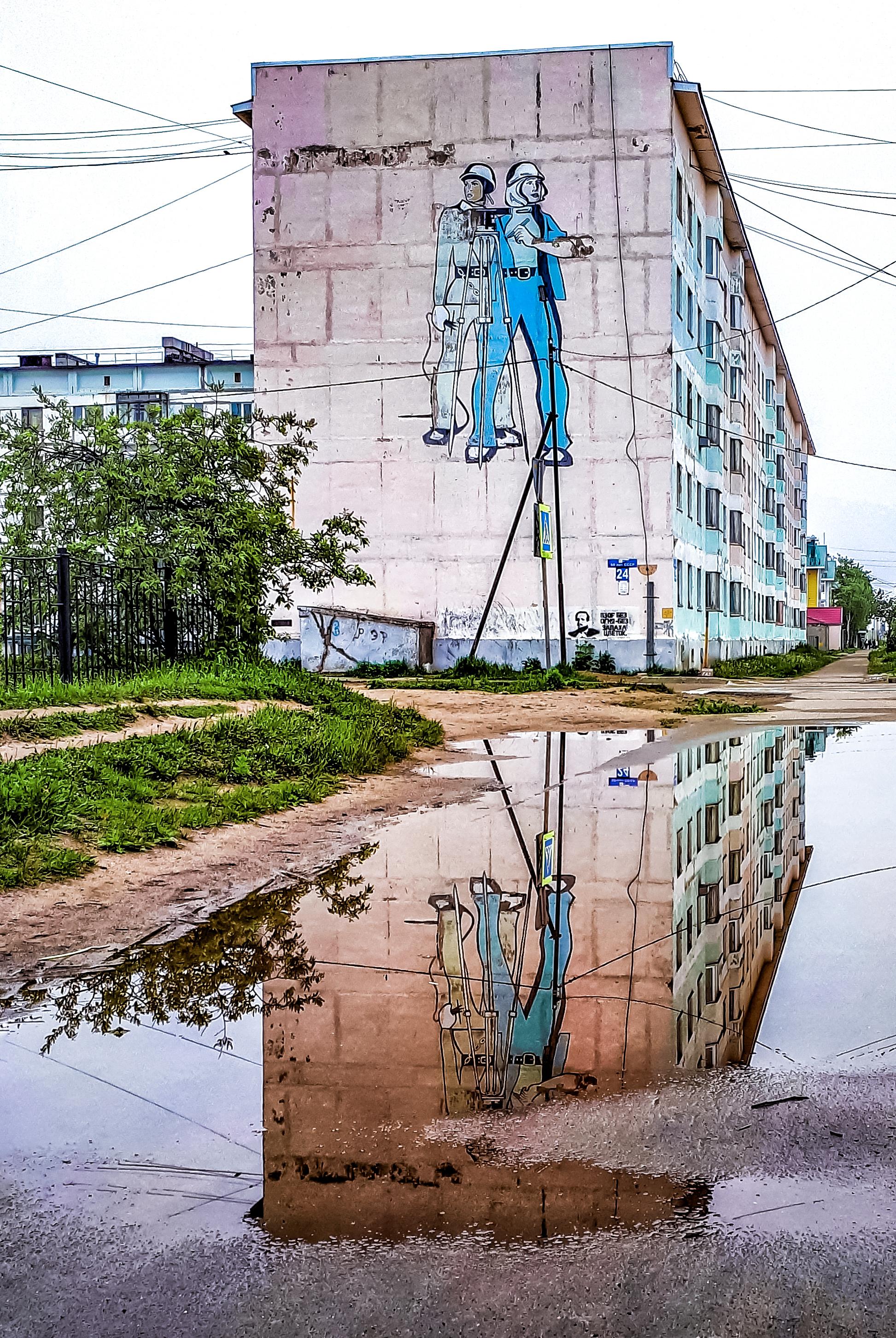 Шумков Василий - Городские пейзажи